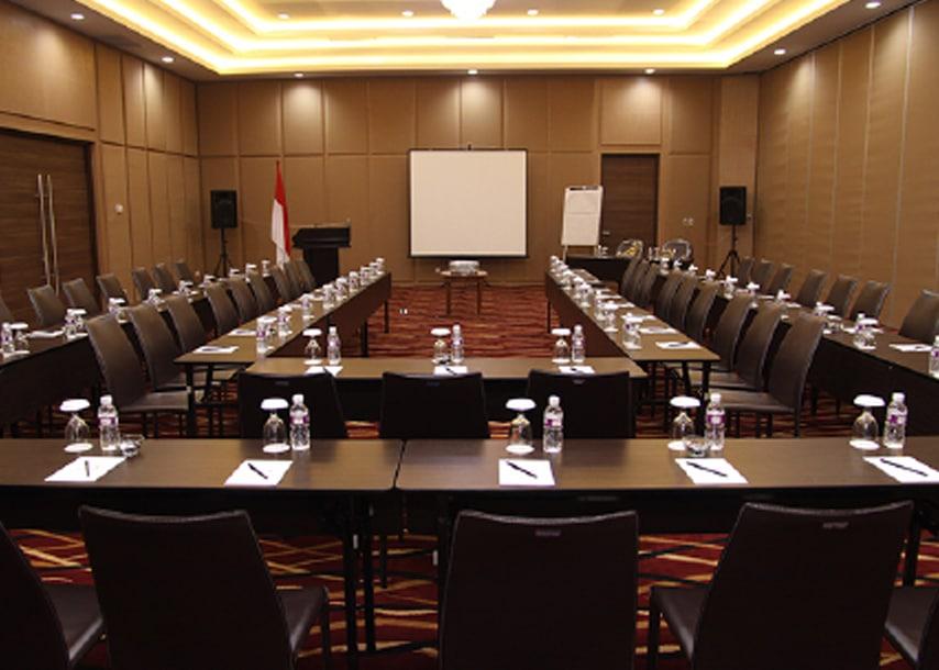meeting dan gathering di Sentul - Bogor